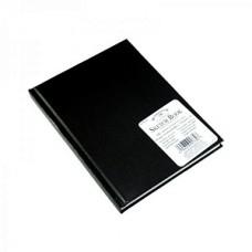 Блокнот для эскизов Winsor&Newton в тв. переплёте, 110гр/м2, А5, 80л. с перфорацией