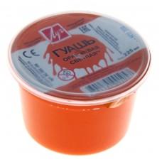 "Гуашь ""Луч"", цв. оранжевая светлая, 225мл."