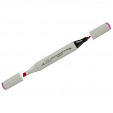"""Маркер для творчества двухсторонний Vista-Artista """"Style"""" цвет K282 ярко-розовый, пулевидный/скошенный, 0,7мм/1-7мм"""