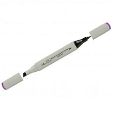 """Маркер для творчества двухсторонний Vista-Artista """"Style"""" цвет K292 ярко-фиолетовый, пулевидный/скошенный, 0,7мм/1-7мм"""