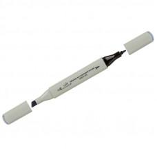 """Маркер для творчества двухсторонний Vista-Artista """"Style"""" цвет S519 серый холодный II 4, пулевидный/скошенный, 0,7мм/1-7мм"""