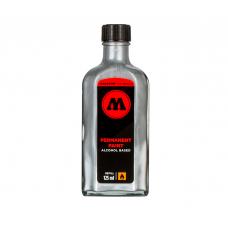 Спиртовая заправка Molotow 125мл (цвет хром/ серебро)