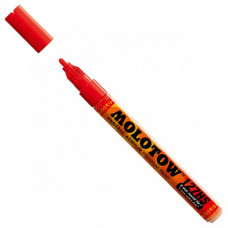 Акриловый маркер ONE4ALL 127HS (2мм, цвет Traffic Red)