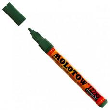 Акриловый маркер ONE4ALL 127HS (2мм, цвет Future Green)