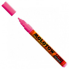 Акриловый маркер ONE4ALL 127HS (2мм, цвет Neon Pink Fluorescent)