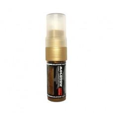 Маркер Molotow Burner 20мм - 440РР (хром-золото)