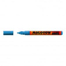 Акриловый маркер ONE4ALL 127HS (2мм, цвет Shock Blue)