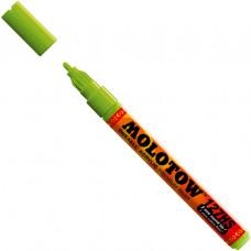 Акриловый маркер ONE4ALL 127HS (2мм, цвет Grasshopper)