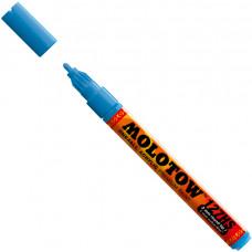 Акриловый маркер ONE4ALL 127HS (2мм, цвет Shock Blue Middle)