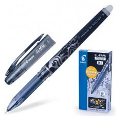 """Ручка Пиши-стирай шариковая PILOT """"Frixion"""", толщина письма 0,25мм, чёрная"""
