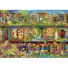 """Пазл EDUCA """"Таинственный сад"""" 1500 дет."""