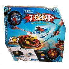 "Боевые волчки ""TOOP Starter Set"" (Два боевых волчка, два контроллера, арена)"