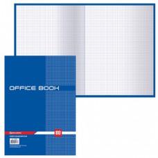 Книга канцелярская BRAUBERG, офисная книга, 80 л., А4, 215х295 мм, клетка