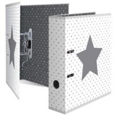 """Папка-регистратор, картон, A4, 70мм, Herma """"Звезда"""""""