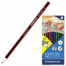 """Карандаши цветные STAEDTLER  """"Noris Color Ecology"""", 12 цв"""