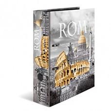 """Папка-регистратор, картон, A4, 70мм, Herma """"Рим"""""""