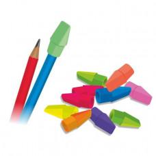 """Ластик на карандаш """"Colorino"""", цвет ассорти"""