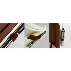 Держатель для ручки PEN LOOP, коричневый (табак). Leuchtturm1917