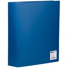 Папка с 80 вкладышами OfficeSpace, 30мм, 600мкм, синяя