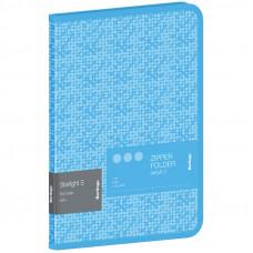 "Папка на молнии Berlingo ""Starlight S"" А5+, 600мкм, голубая, с рисунком"
