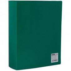Папка со 100 вкладышами OfficeSpace,30мм, 600мкм, зеленая