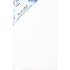 Холст акварельный на картоне (25х35 см)