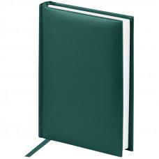"Ежедневник недатир. A6, 160л., балакрон, OfficeSpace ""Ariane"", зеленый"