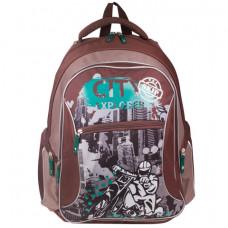 """Рюкзак ERICH KRAUSE для учеников начальной школы, """"City Explorer"""", 21 литр"""