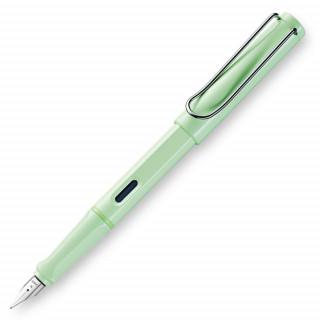 Ручка перьевая Lamy Safari, цвет Светло-зеленый, EF