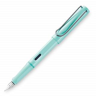 Ручка перьевая Lamy Safari, цвет Светло-голубой, EF