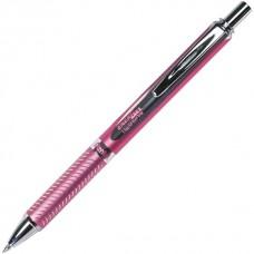 """Гелевая ручка Pentel """"EnerGel Sterling"""", розовый корпус"""