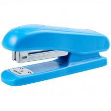 Степлер №24/6, 26/6 OfficeSpace до 25л., пластиковый корпус, синий