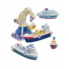 """Сборная игрушка """"Морской порт"""""""