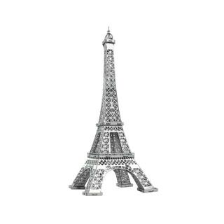 """Сборная модель из картона """"Эйфелева башня / серебро"""""""