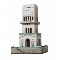 Сборная модель из картона ''Белая башня''
