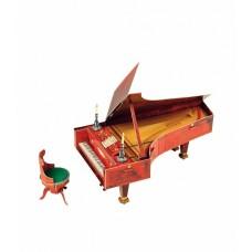 Сборная модель из картона ''Рояль на шесть с половиной октав''