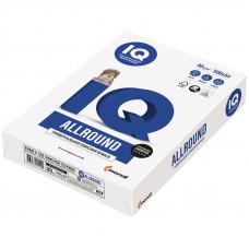 """Бумага IQ """"Allround"""" А4, 80г/м2, 500л., 162%"""