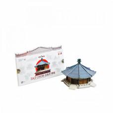 """Сборная модель из картона """"Зал снов (Япония)"""""""