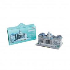 """Сборная модель из картона """"Лондонская национальная галерея"""""""