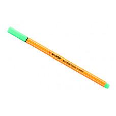 Линер Stabilo Point 88 (неоновый зеленый)