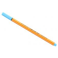 Линер Stabilo Point 88 (неоновый голубой)
