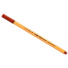Линер Stabilo Point 88 (сангина)