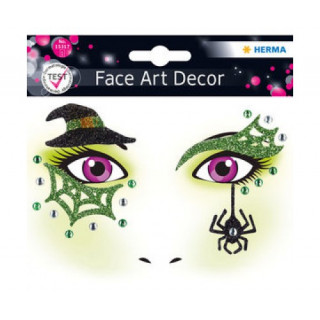 HERMA 15317 НАКЛЕЙКИ FACE ART WITCH