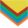 Цветная пористая резина (пенка EVA) самоклеящаяся Мульти-Пульти, А4, 5л., 5цв., 2мм, ассорти