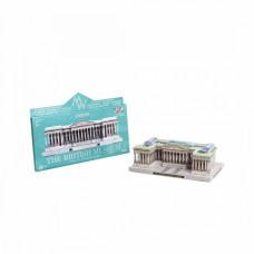 """Сборная модель из картона """"Британский музей"""""""