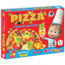 """Игра магнитная Юный повар """"Пицца"""""""