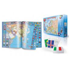 Большой подарок «Страны и флаги»