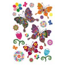 """Наклейки HERMA """"Волшебные бабочки"""""""