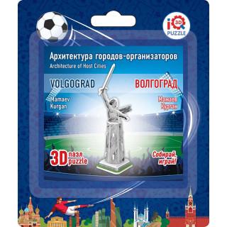 """3D пазл """"Мамаев Курган"""""""