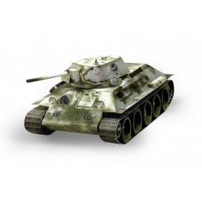 Танк Т-34 (белый), образца 1941 г.
